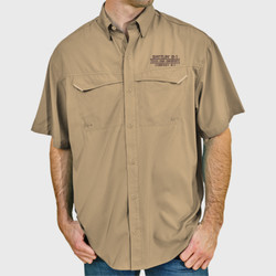 Battlin' B-1 Fishing Shirt
