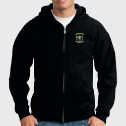 Battlin' B-1 Full Zip Hoodie