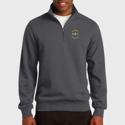 Battlin' B-1 1/4 Zip Sweatshirt