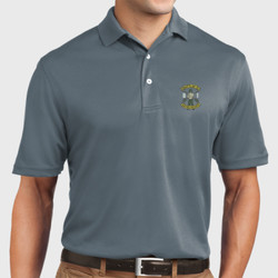 Battlin B-1 Dri-Mesh Polo